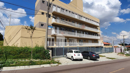 Imagem 1 de 26 de Apartamento Semi-mobiliado 01 Suíte No Lindóia, Curitiba - Ap3358