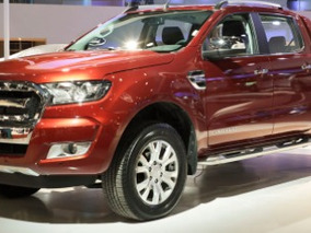 Ford Ranger D.c 3.2 Limited 4x4 Automatica
