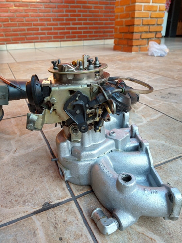 Imagem 1 de 5 de Carburador 2e
