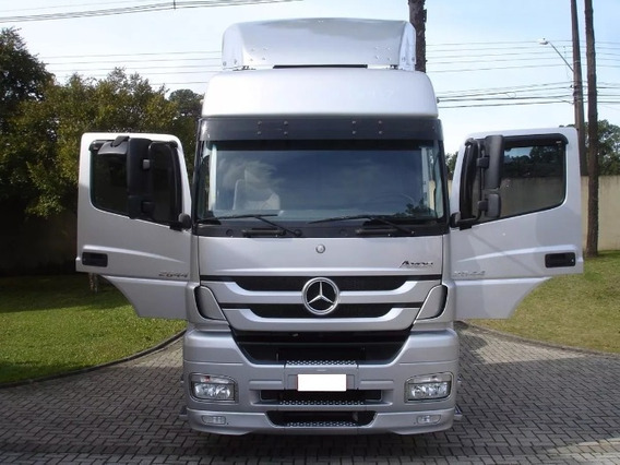 Mercedes-benz Mb Axor 2544 6x2 2014