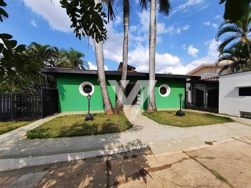 Casa Para Alugar, 583 M² Por R$ 12.800,00/mês - Jardim América - Sorocaba/sp - Ca1798