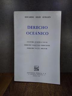 L1747 Eduardo Solís Guillén Derecho Oceanico