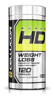 Super Hd Cellucor 120 Cap 100% Original Importado - Lacrado