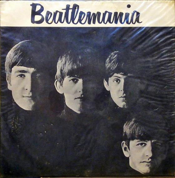The Beatles Lp 1964 Beatlemania Capa Sanduiche 11434