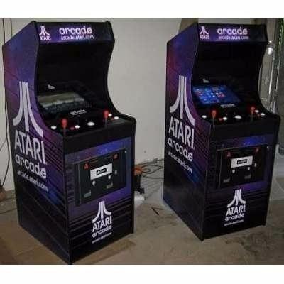 Projetos Medidas Arcade Fliperama + 60 Modelos Envio Grátis