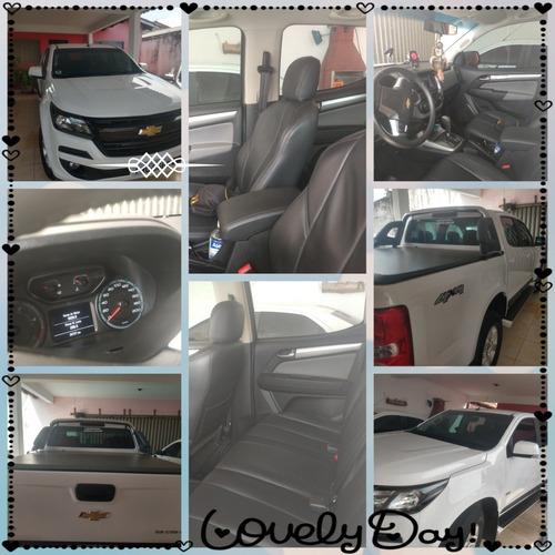 Imagem 1 de 1 de Chevrolet S10 2019 2.8 Lt Cab. Dupla 4x4 Aut. 4p
