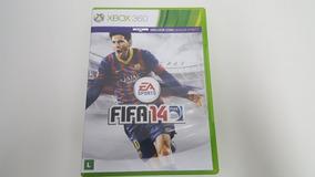 Fifa 14 - Xbox 360 - Midia Física - Original