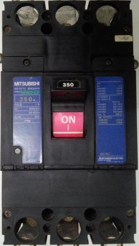 Totalizador Trifasico 350a Mitsubishi Modelo Nf400-cp