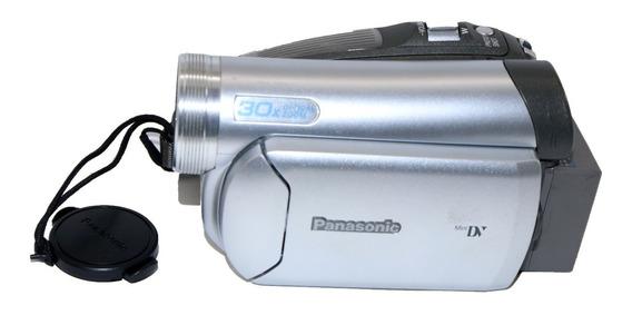 Filmadora Panasonic Pv-gs29 30x Retirada De Peças A11971