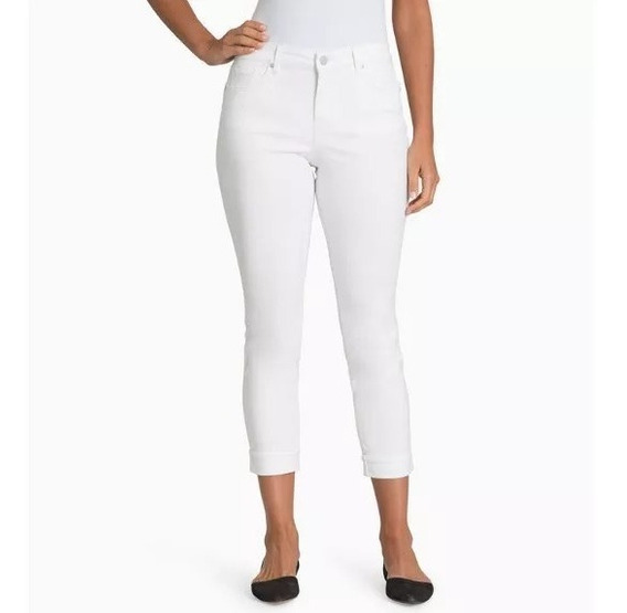 Pantalon Skinny Crop Para Dama Jessica Simpson Original