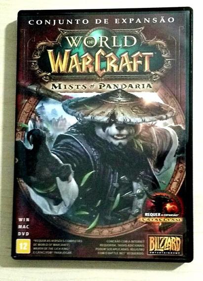 World Of Warcraft: Mists Of Pandaria - Pc - Original