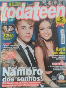 Revista Todateen 187 - Justin B. E Selena G.