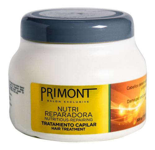 Tratamiento Mascara Capilar Nutri Reparadora - Primont