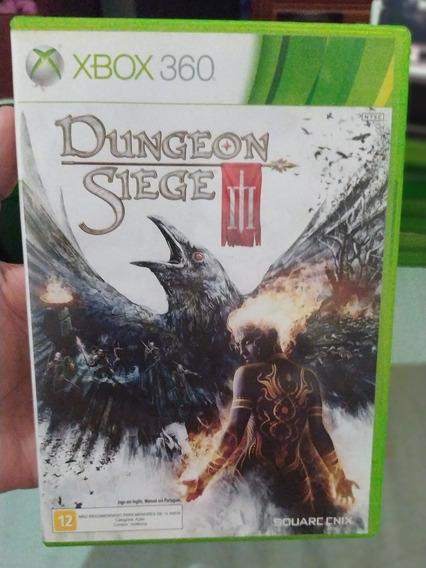 Dungeon Siege 3 Xbox360 Original Português Br Mídia Física