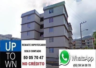 Remate Hipotecario En Ecatepec De Morelos (ac.6617)