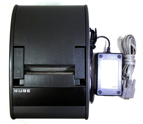 Impresora Tickera Solo Se Uso 1 Vez (300vr) Por Favor Leer