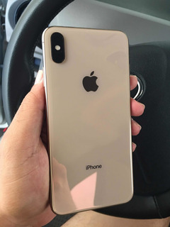 iPhone Xs Max 64gb Dourado