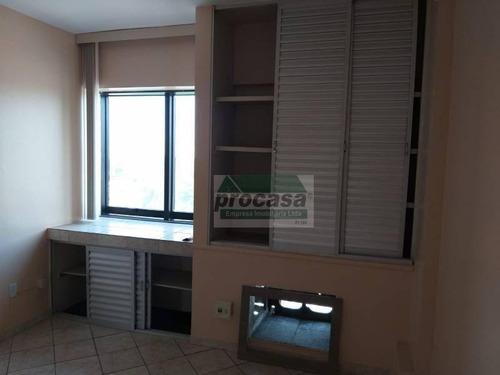 Sala Para Alugar Ou Vender Com 37m² Por R$ 2.000/mês Aluguel Ou R$ 200.000,00 A Venda - Nossa Senhora Das Graças - Manaus/am - Aceita Financiar - Sa0348