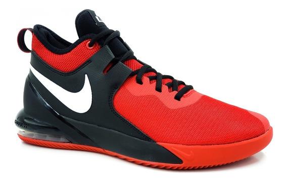 Nike Air Max Impact Ci1396600 Rojo/negro Hombre Basquetbol
