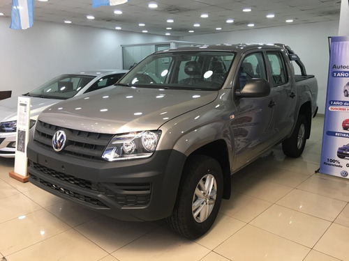 0km Volkswagen Amarok 2.0 Cd Tdi 140cv Trendline Llantas16 C