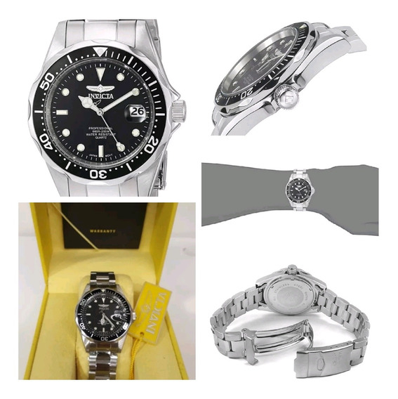 Relógio Feminino De Luxo Invicta 8932 Usado Resistente Água