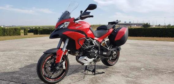 Ducati Multistrada S Touring 14/14 Baixa Km!