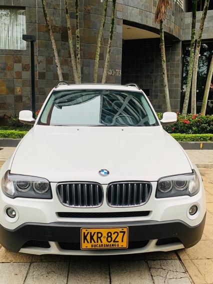 Bmw X3 Modelo 2011 Km 43.084