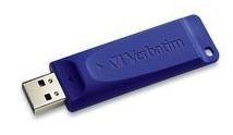 Memoria Usb 8 Gb Store N Go Azul Verbatim 97088 Outlet
