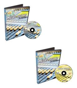 Coleção Curso De Mesa Digital Yamaha 01v96 2 Dvds Original