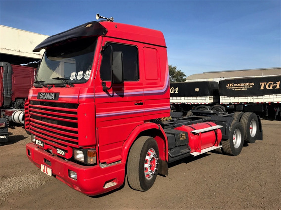 Scania 113 360 Ano 97 Top Line
