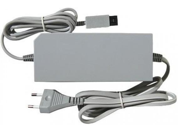 Fonte Carregador P/ Nintendo Wii Bivolt 110-220v Ótimo Preço