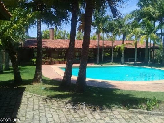 Chácara Campo De Golfe Locação Mensal Em Atibaia - Ch0036-2