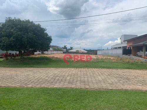 Terreno À Venda, 1000 M² Por R$ 350.000,00 - Condomínio Vivendas Do Lago - Sorocaba/sp - Te0219