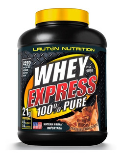 Whey Express 100% Pure 907g - Lauton Nutrition