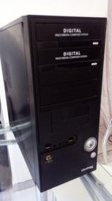 Computador Core Duo E2160 1.80 Ghz 2gb 250gb + Geforce