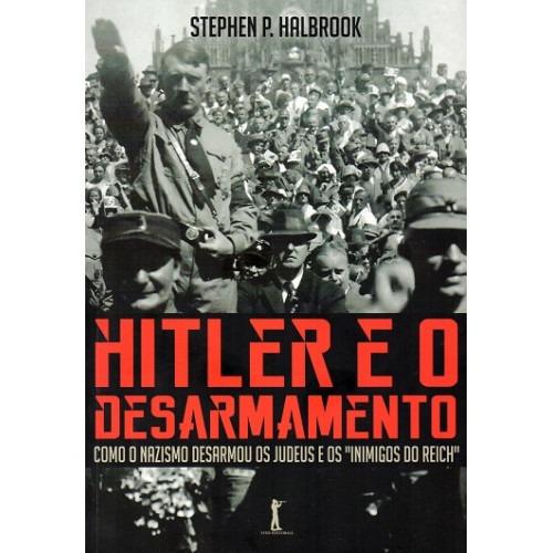 Hitler E O Desarmamento Livro Físico Promoção Envio 13,00