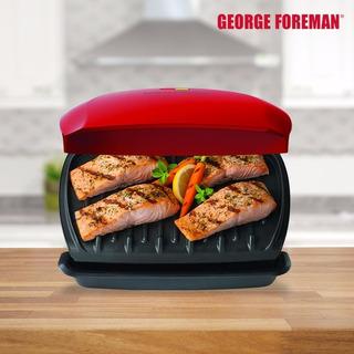 Parrilla Grill George Foreman 5 Porciones -42% Grasa Gr2080r