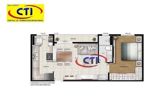 Imagem 1 de 3 de Apartamento Com Quintal À Venda, Baeta Neves, São Bernardo Do Campo. - Ap2160