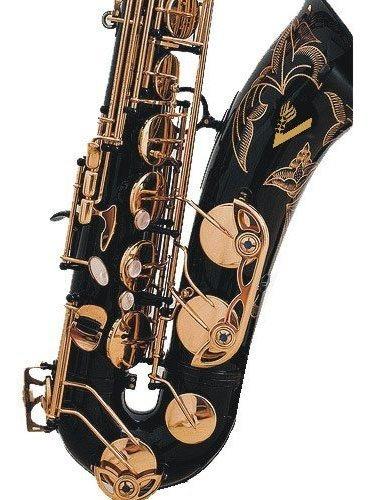 Valkyrie 372bktw Intermediate Level Tenor Saxophone, Bla ©