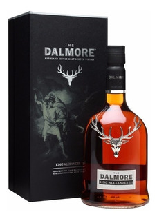 Whisky Single Malt The Dalmore King Alexander Escoces.