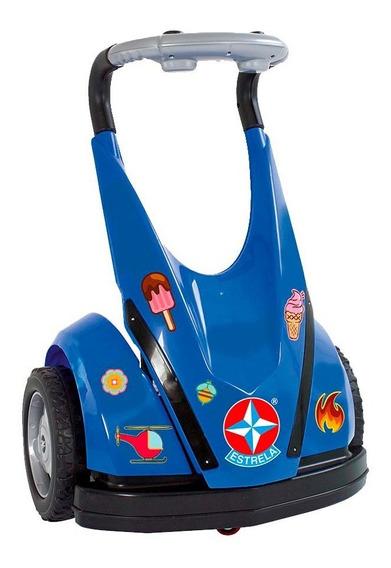Segway Infantil Motorizado 12v Dareway - Estrela Estrela