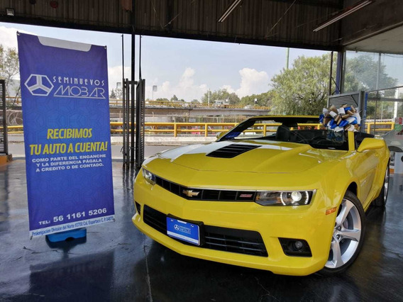 Chevrolet Camaro 6.2 Lt Ss Convertible Mod. 2015