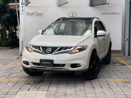 Imagen 1 de 15 de Nissan Murano 2014 5p Exclusive V6/3.5 Aut