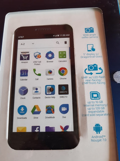 Alcatel Cameox 4g Android 7.0 2gb Ram 16gb