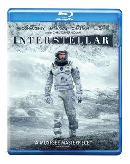 Blu-ray Interstellar / Interestelar