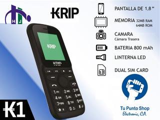 Krip K1 Liberado Solo (2g) Para Todas Tienda (12 Del Norte)