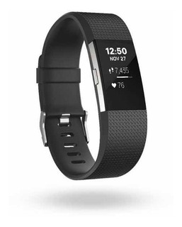 Fitbit Charge 2 - Fb407sbks
