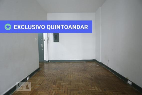 Studio No 2º Andar Com 1 Dormitório - Id: 892987512 - 287512