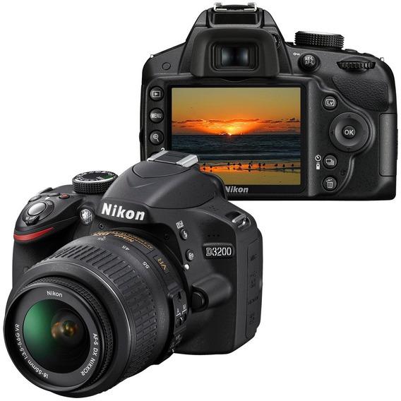 Nikon Dslr D3200 Manual P/ Manutenção E Reparos