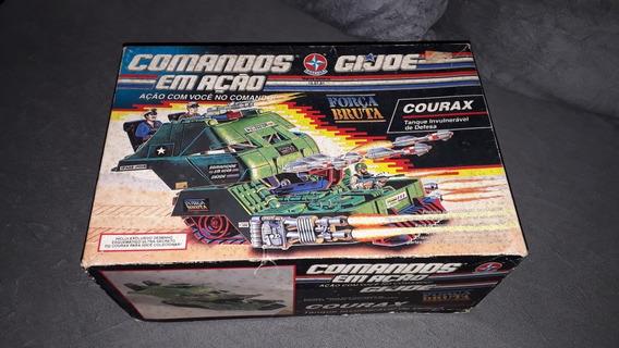 Tanque Courax Gi Joes - Comandos Em Ação